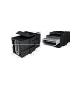 BACHMANN Conector HDMI 2.0 para Keystone