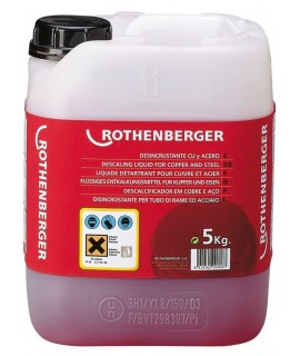 ROTHENBERGER Desincrustante químico 5 kg Acid Plus