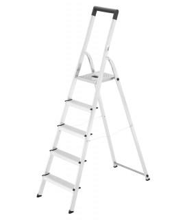 Escalera de tijera de aluminio L40 EasyClix