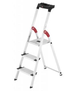 Escalera de aluminio de tijera XXL-EasyClix Hailo