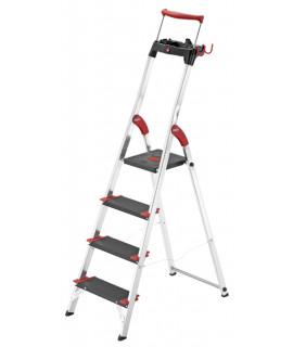 Escalera de aluminio de tijera ChampionsLine XXR 225 EasyClix