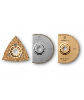 Set de accesorios Best of Tileworking SLP 3 piezas