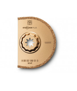Fein Hoja de lija de metal duro segmentado Ø75 SLP