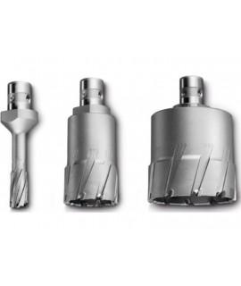 Coronas perforadoras Ultra de metal duro FEIN 75mm HM QI