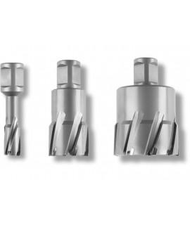 Coronas perforadoras Ultra 75 de metal duro FEIN Weldon