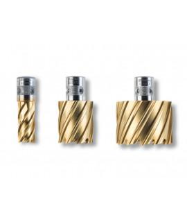 Coronas perforadoras HSS Dura 25mm QuickIn FEIN