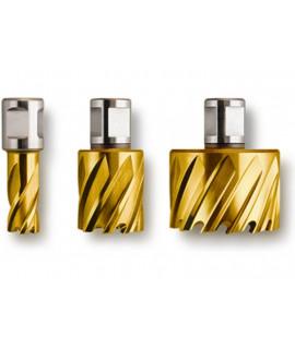 Coronas perforadoras HSS Dura 50 3/4 in Weldon FEIN