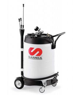 SAMOA Aspirador para aceite usado 100 L
