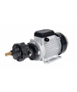 Bomba Eléctrica para suministro de aceite Flowstar HV monofásica con interruptor