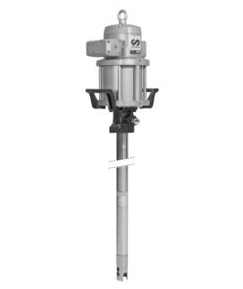 Bomba Neumática PumpMaster 60 para grasa Ratio 80:1