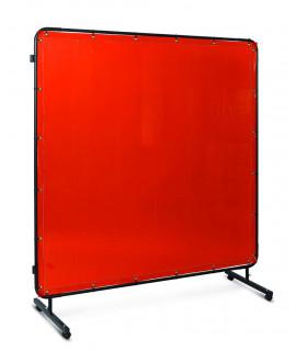 Kit Pantalla protectora separadora roja