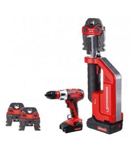 Set Romax Compact TT Rothenberger