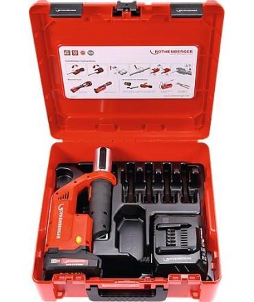 Prensa electrohidraúlica Romax Compact TT Rothenberger