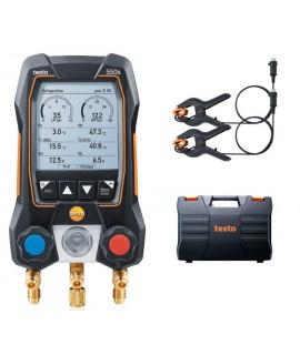 Analizador de refrigeración testo 550 set básico
