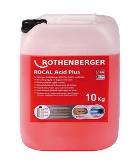 Desincrustante químico 10 Kg Rocal Acid Plus