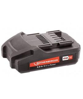 Batería RO BP18/2, 2.0 Ah 18 V Li-Power