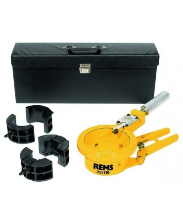 REMS Herramienta para cortar y biselar Cut 110 P Set 50-75-110