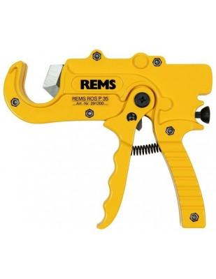 REMS Tijera para tubos ROS P 35