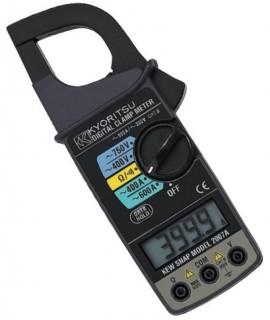 Kyoritsu Pinza amperimétrica digital 2007A
